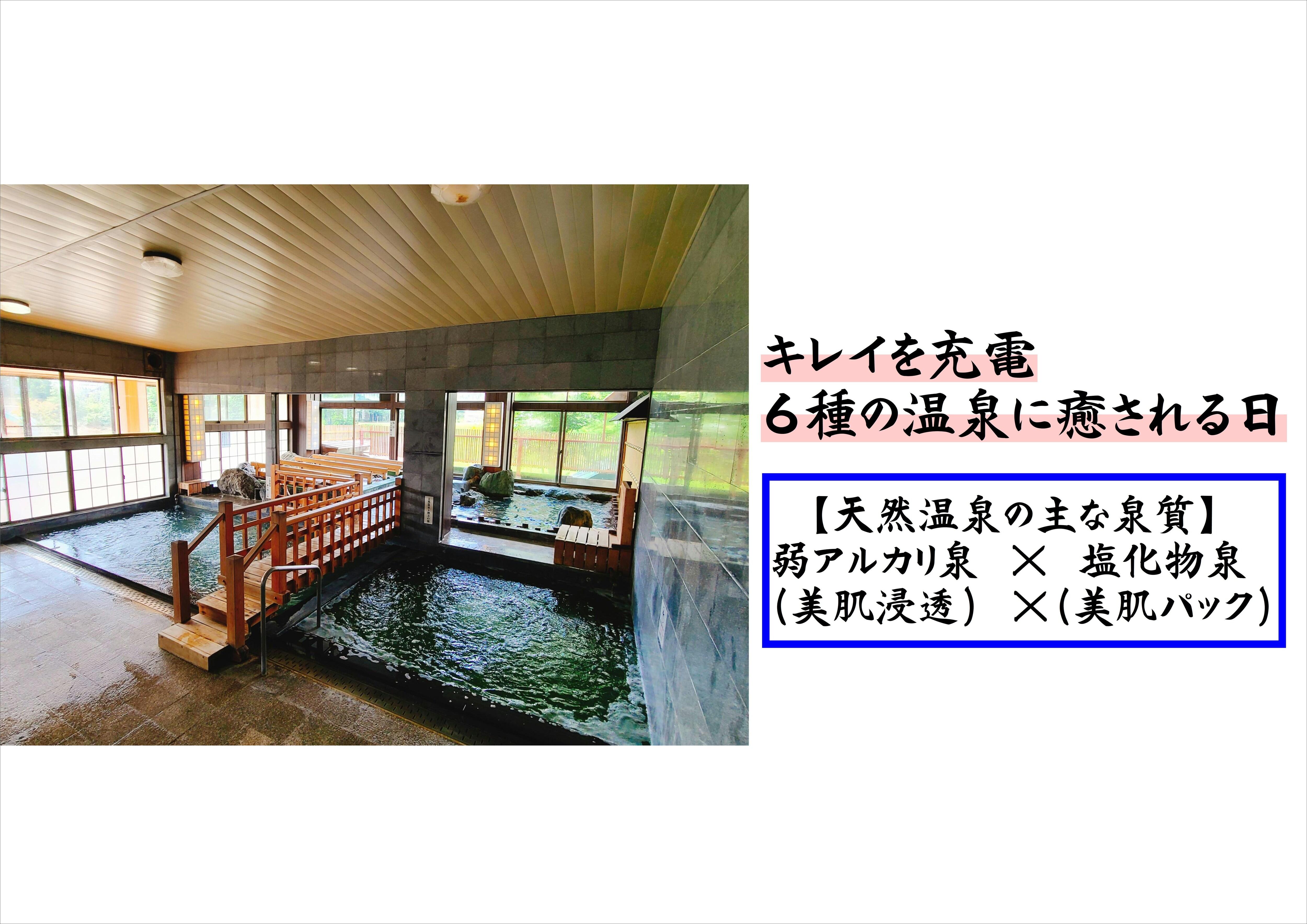 新潟県南魚沼市|ホテル&日帰り温泉 龍気